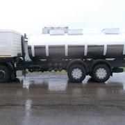 Молоковоз, водовоз 12 м3 на шасси МАЗ 6312В5 фото