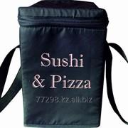 Термосумки для суши, пиццы фото