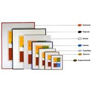 Пластиковая рамка мод. 45 р-р 10х15 в 7 цветах hofmann хофманн