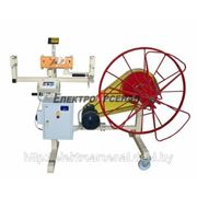Станок для перемотки кабеля диаметром до 35 мм в бухту- ПРИМА-М