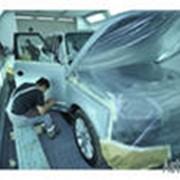 Локальный ремонт кузова