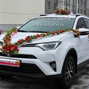 Аренда автомобиля Toyota RAV 4 New с водителем фото