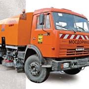 Подметально-уборочная машина КУМ-105 (583562) фото