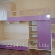 Яркая детская мебель 1 фото