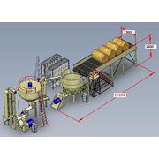 Линии для производства топливных гранул фото