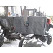 Чехлы-утеплители для капота радиатора для тракторов фото
