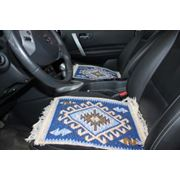 Накидки шерстяные на автомобильные сиденья фото