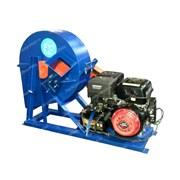Дисковая рубительная машина ВРМх-400 (бенз.) фото