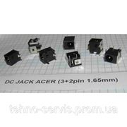 DC JACK ACER (3+2pin 1.65mm) фото