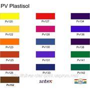 Краска пластизольная Antex,Goteks,Argon-Manoukian,Apollo. фото
