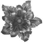 Цветок кованый 71.051 R260 фото