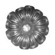 Цветок кованый 71.052 R140 фото