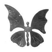Кованая бабочка 71.091 105х100 фото