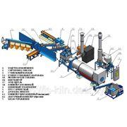Оборудование для производства топливных брикетов BRIKSTAR фото