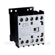 Контакторы силовые миниатюрные CEC 12.10 24-230V AC фото
