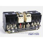 Пускатель ПМЛ-7500; ПМЛ-7501; ПМЛ-7503; ПМЛ-7502; ПМЛ-7504 фото