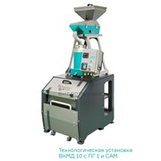 Технологическая установка ВКМД 10 С ПГ и САМ фото