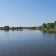Форелевый пруд фото