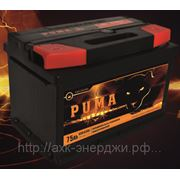 Аккумуляторы PUMA фото