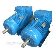 Крановый электродвигатель MTH 312-6 (MTH3126) фото