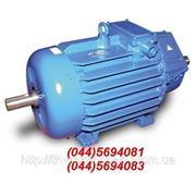 Крановый электродвигатель MTН фото