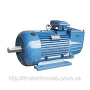 Крановый электродвигатель MTKF 411-8 (MTKF4118) фото