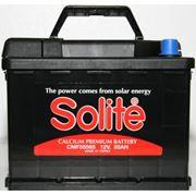 Аккумуляторы автомобильные > Solite-55 фото
