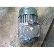 Электродвигатель крановый МТКН, МТКF,011-6 (1,4 кВт,/1000 об/мин) фото