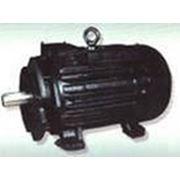 Электродвигатель крановый МТКН, МТКF,411-6/16 фото