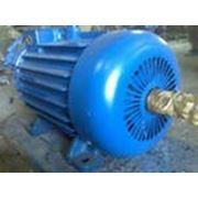 Электродвигатель крановый МТF(H) 111-6 3,5 кВт 930 об/мин фото