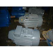 Электродвигатель крановый МТН, МТF,312-8 (11 кВт,700 об/мин) фото