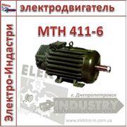 Крановый электродвигатель MTН 411-6 фото