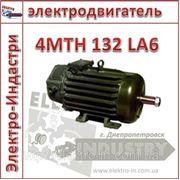 Крановый электродвигатель 4МТН 132 LA6 фото