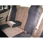 Автомобильные чехлы для сидений Brilliance Auto M2 фото