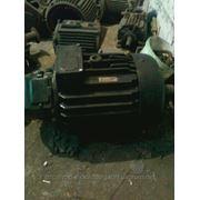 Электродвигатель крановый МТН, МТF,411-6 (22 кВт,1000 об/мин) фото