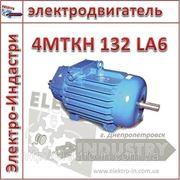 Крановый электродвигатель 4МТКН 132 LA6 фото
