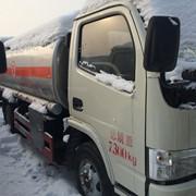 Топливозаправщик Dongfeng 5m3 фото