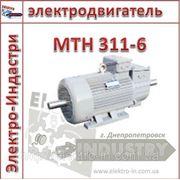 Крановый электродвигатель МТН 311-6 фото