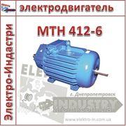 Крановый электродвигатель MTН 412-6 фото