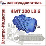 Крановый электродвигатель 4MT 200 LB 6 фото