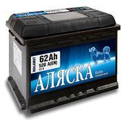 Аккумуляторная батарея Аляска 62 Ач фото