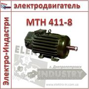 Крановый электродвигатель MTН 411-8 фото