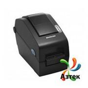 Принтер этикеток Bixolon SLP-D223EG термо 300 dpi темный, Ethernet, RS-232, отделитель, кабель, 106524 фото