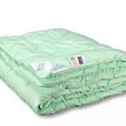 Одеяло из волокна бамбука Люкс двуспальное теплое фото