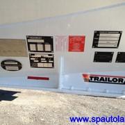 Trailor 38 000 л./ 7отсеков полуприцеп-цистерна топливная, НОВАЯ от Trailor фото