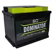 Аккумулятор Dominator 60 а/ч R фото
