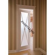 Классическая дверь MDF, арт. 41 фото
