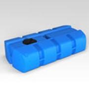 Пластиковая кубовая емкость специально для перевозки воды и ГСМ 1000л фото