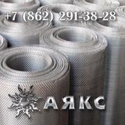 Сетка 12х12х2 тканая нержавеющая стальная ячейка 12х12 для фильтров сетки тканые нержавеющие фото