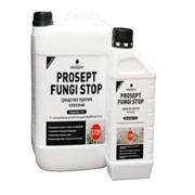 Антисептик для минеральных поверхностей PROSEPT FUNGI STOP - концентрат 1:10, 1 литр фото